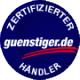 Günstiger.de - Zertifizierter Händler