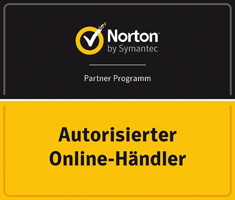 Norton by Symantec - Autorisierter Online-Händler