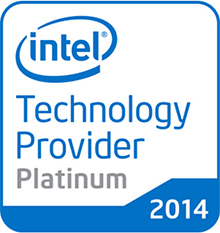 Intel® Technology Provider Platinum