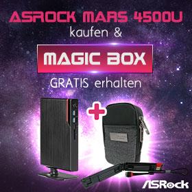 Gratis ASRock MAGIC BOX