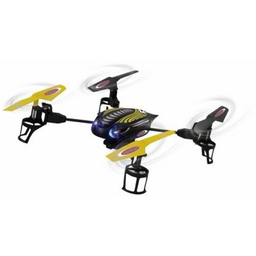 jamara qdrohne ahp quadrocopter mit kamera kompassfunktion spielzeug. Black Bedroom Furniture Sets. Home Design Ideas