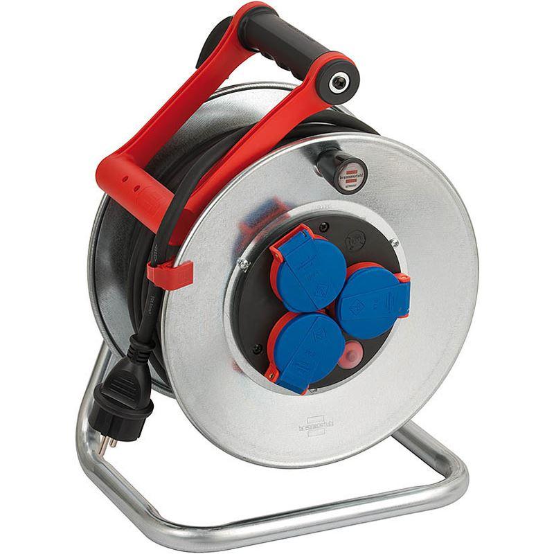 brennenstuhl kabeltrommel garant s ip 44 kabel 25 m kabeltrommeln. Black Bedroom Furniture Sets. Home Design Ideas