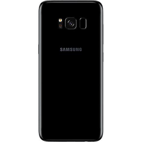 samsung galaxy s8 g950f 64 gb schwarz smartphones ohne. Black Bedroom Furniture Sets. Home Design Ideas