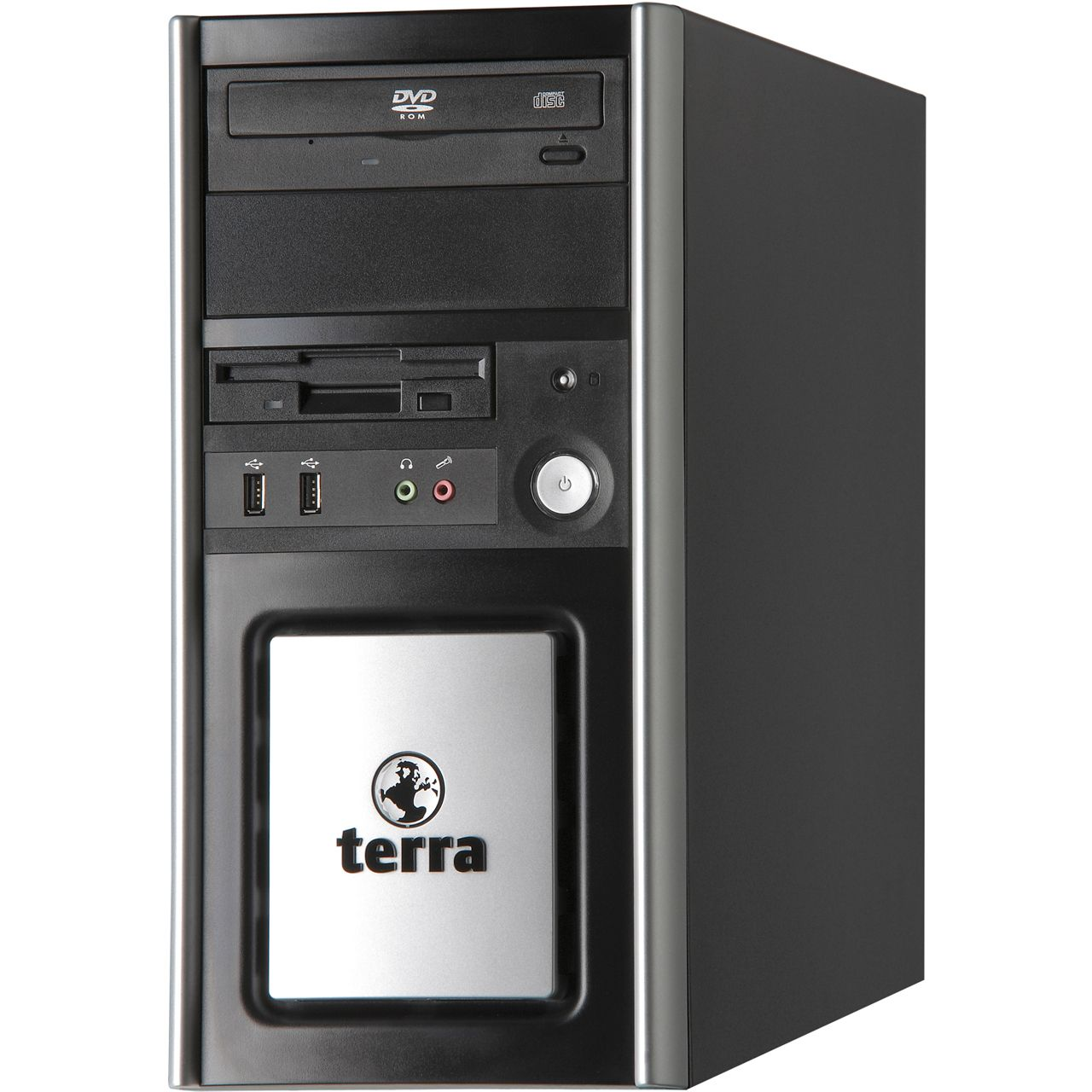 terra pc business 4000 ie5800 2gb 500 w7p32 business pcs. Black Bedroom Furniture Sets. Home Design Ideas