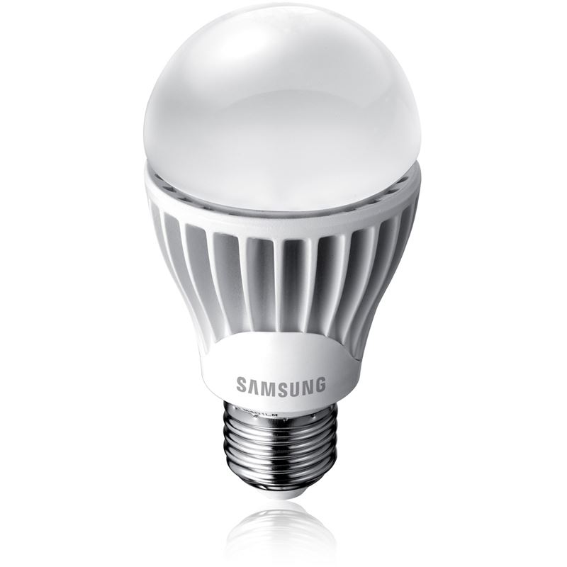 samsung led birne essential serie si i8w121140eu matt e27 a led lampen. Black Bedroom Furniture Sets. Home Design Ideas