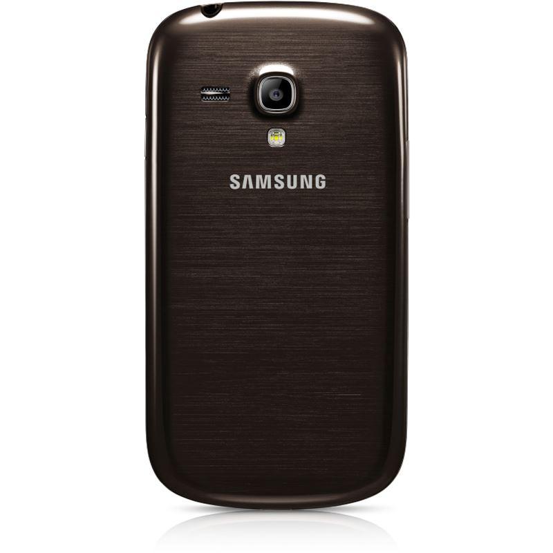 samsung galaxy s3 mini ve i8200 8 gb braun smartphones ohne vertrag hardware. Black Bedroom Furniture Sets. Home Design Ideas