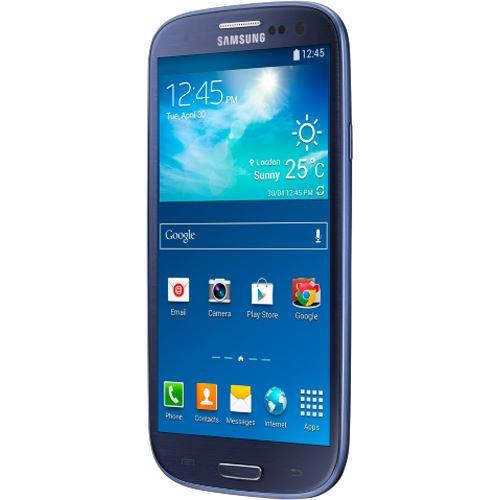 samsung galaxy s3 neo i9301i 16 gb blau smartphones ohne vertrag hardware. Black Bedroom Furniture Sets. Home Design Ideas