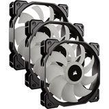 Corsair SP120 RGB LED 3-er Pack 120x120x25mm 1400 U/min 26 dB(A) schwarz/transparent