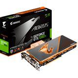 11GB Gigabyte GeForce GTX 1080 Ti AORUS Waterforce WB Xtreme Edition Wasser PCIe 3.0 x16 (Retail)
