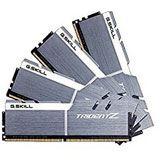 32GB G.Skill Trident Z silber DDR4-3600 DIMM CL16 Quad Kit