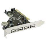 InLine 66673 5 Port PCI retail