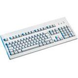 CHERRY G80-3000LPCDE-0 PS/2 & USB Deutsch weiß