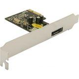 Delock 89119 1 Port PCIe x1 retail