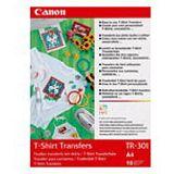 Canon TR-301 T-Shirt Textilfolien (10 Blatt)