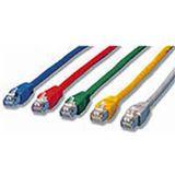 (€0,49*/1m) 10.00m InLine Cat. 5e Patchkabel FTP RJ45 Stecker auf RJ45 Stecker Schwarz