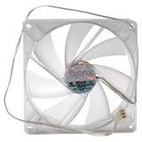 SilenX iXtrema Pro Blue LED 92x92x25mm 1600 U/min 14 dB(A) transparent