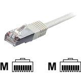 (€1,38*/1m) 5.00m Equip Cat. 6 Patchkabel S/FTP PiMF RJ45 Stecker auf RJ45 Stecker Weiß