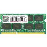 2GB Transcend JetRAM DDR3-1066 SO-DIMM CL7 Single