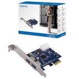 LogiLink PC0054 2 Port PCIe 2.0 x1 retail