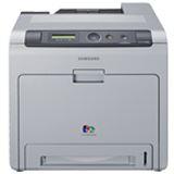 Samsung CLP-670N Farblaser Drucken LAN/USB 2.0