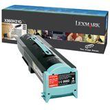 Lexmark Toner X860H21G Schwarz