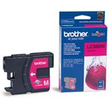 Brother LC-980 Tintenpatrone magenta Standardkapazität 5.5ml 260 Seiten 1er-Pack blister