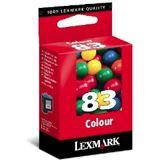 Lexmark Tinte 18LX042E cyan, magenta, gelb