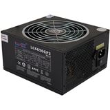 650 Watt LC-Power LC6650GP3 Silent Giant Green Power Non-Modular 80+ Silver