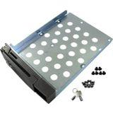 QNAP Silver HD Tray Einschubrahmen für QNAP TS-219P, TS-410, TS-419P (SP-TS-TRAY-SILVER)
