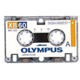 Olypus XD-60 Mikrokassette 60min einzel