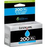 Lexmark Druckkopf mit Tinte 210 XL 14L0175E cyan