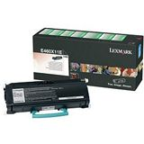 Lexmark E460X80G Toner schwarz ca. 15.000 Seiten