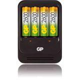 GP Batteries GP Powerbank 570GS inkl. 4x AA Akkus