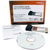 Startech CBUSB22 2 Port CardBus (PCMCIA) retail