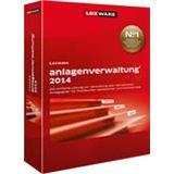 Lexware Anlagenverwaltung 2014 32/64 Bit Deutsch Finanzen Vollversion PC (DVD)
