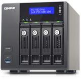 QNAP Turbo Station TS-453 Pro ohne Festplatten