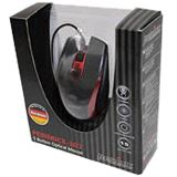 Perixx Perimice-307 USB schwarz/rot (kabelgebunden)