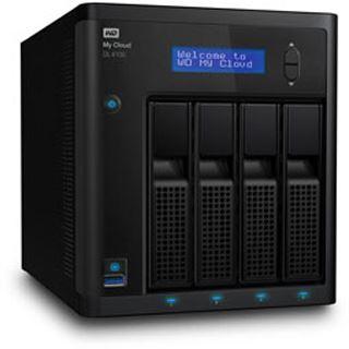WD My Cloud DL4100 ohne Festplatten