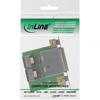 InLine Slotblech für SFF-8087 (27650D)