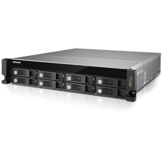 QNAP Turbo Station TVS-871U-RP-i5-8G ohne Festplatten