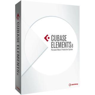 Steinberg Cubase Elements 8 Retail GBDFIESPT
