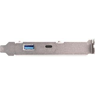 ASRock USB 3.1/A+C 2 Port PCIe 2.0 x4 retail