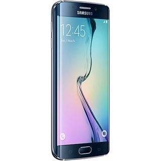 Samsung Galaxy S6 Edge G925F 128 GB schwarz