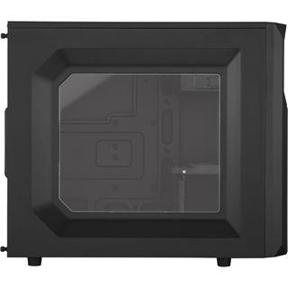 Corsair Carbide SPEC-02 LED blau mit Sichtfenster Midi Tower ohne Netzteil schwarz