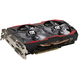 2GB PowerColor Radeon R7 370 PCS+ Aktiv PCIe 3.0 x16 (Retail)