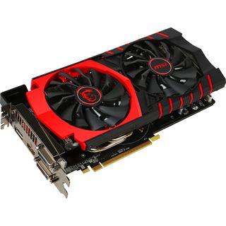 4GB MSI Radeon R9 380 Gaming 4G Aktiv PCIe 3.0 x16
