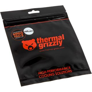 (€523,33*/100g) Thermal Grizzly Minus Pad 8 120x20x1mm Waermeleitpad 1.5g