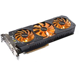 4GB ZOTAC GeForce GTX 980 Triple Silencer Aktiv PCIe 3.0 x16 (Retail)