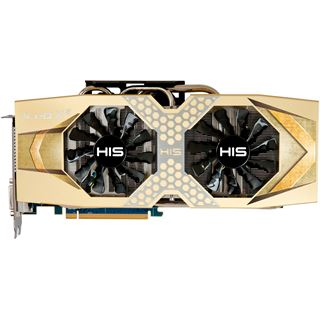 8GB HIS Radeon R9 390 IceQ X2 OC Rev. 2.0 Aktiv PCIe 3.0 x16 (Retail)