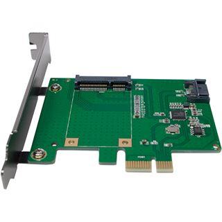 LogiLink PC0077 2 Port PCIe x1 retail